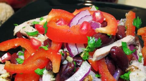 Восхитительный салат «Тбилис…