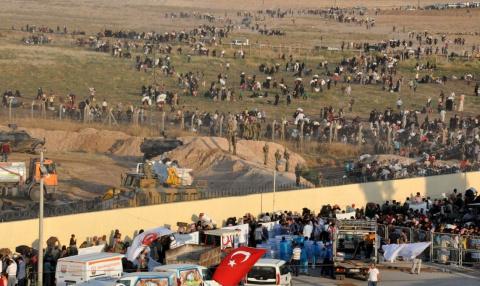 История курдов повторяется: …
