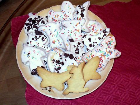 Печенье песочное. Фото-рецепт. Olga Dell