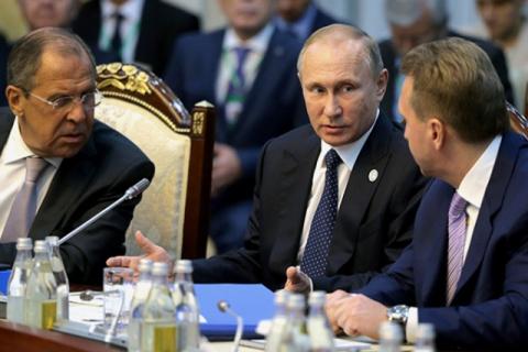 На юбилейной встрече глав СНГ произошел открытый конфликт