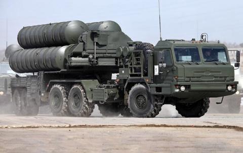 Ракетно-зенитный комплекс «Т…