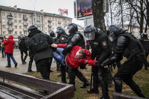 Киевлянка посоветовала полиц…