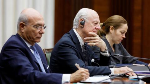 Спецпосланник ООН по Сирии отказался комментировать удары США в Хомсе