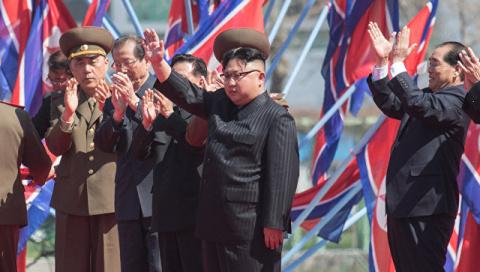 Лидер КНДР заявил, что хочет…
