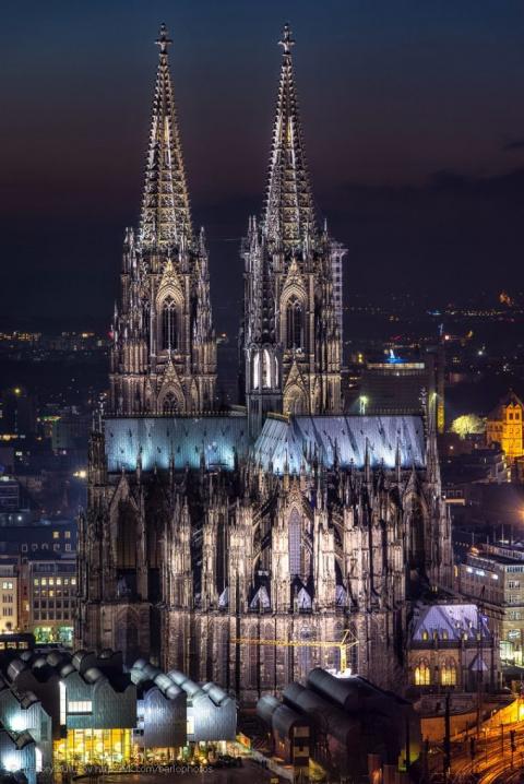 Собор в Кёльне — Kölner Dom