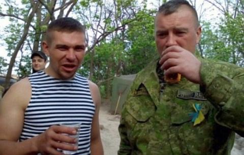 На войне как на войне: пьяны…