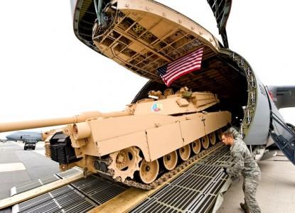 Танковая «орда» США идет на …