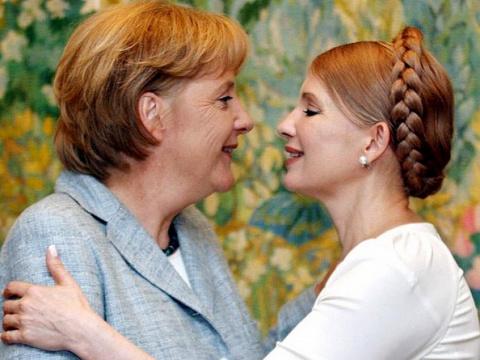 Утомленные Порошенко: в Берлине вспомнили о Тимошенко