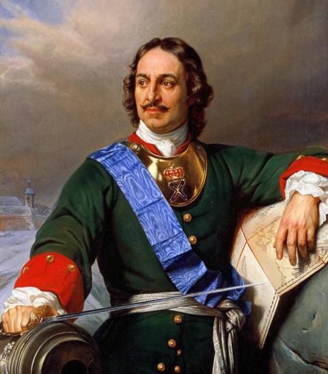За какую сумму царь Петр I купил Прибалтику у шведской королевы