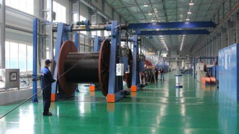 В Саранске на предприятии «ЭМ-Кабель» открыли линию по выпуску уникальных для России кабелей