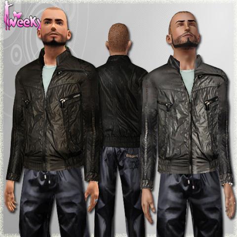 Куртка от Weeky