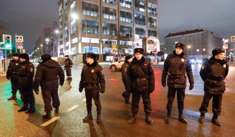 Полицейские застрелили мужчи…