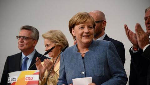Выборы в Германии: Альтернат…