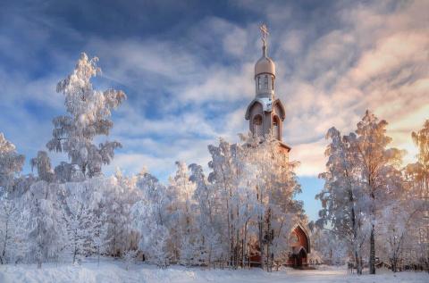 Россия-краса. Простое величие русской земли
