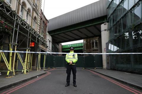 Взрыв в лондонском метро: полиция задержала седьмого подозреваемого по делу о теракте
