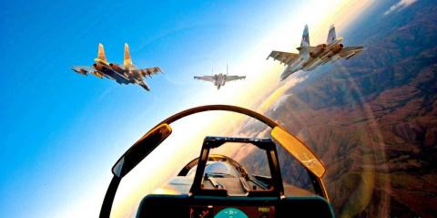 Российская боевая авиация мо…