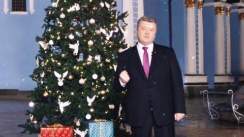 Новый год встране победившего абсурда. Украина занеделю