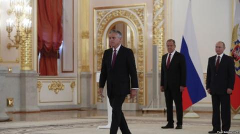Посол США в России призывает…