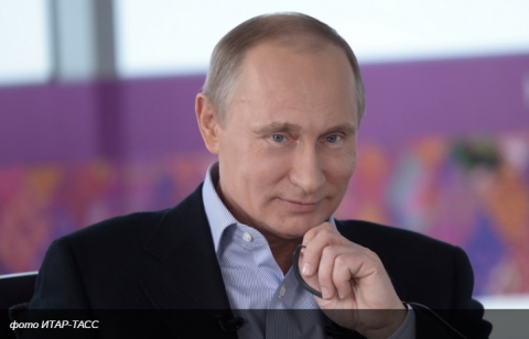 Путин назвал «почётным эскортом» сопровождение спецборта России швейцарскими самолётами