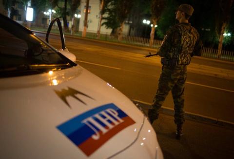 В ЛНР признали подрыв автомо…