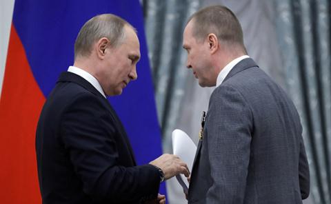 Путин отреагировал на обыски…