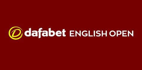 Онлайн трансляции English Open 2017
