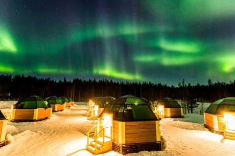 Смотритель северного сияния - объявление отеля в Лапландии заинтересовало людей со всего мира