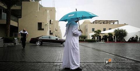 Как-то в Эмиратах прошел чах…