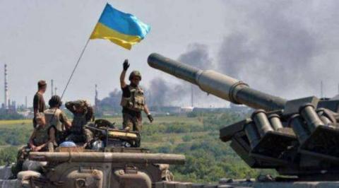 В Киеве ситуацию с боеприпас…