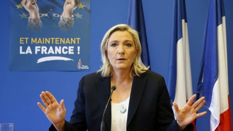 Марин Ле Пен: для Франции хорошо что угодно, только не Клинтон на посту президента