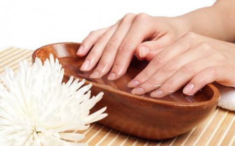 Лечение расслоения ногтей на…