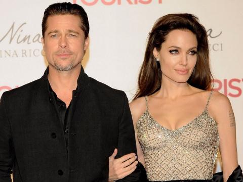 СМИ раскрыли новые интригующие подробности отношений Джоли и Питта