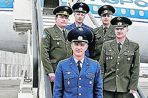 """Штурман упавшего под Сочи самолета Ту-153 пять лет назад был участником спасения """"танцующего лайнера"""""""