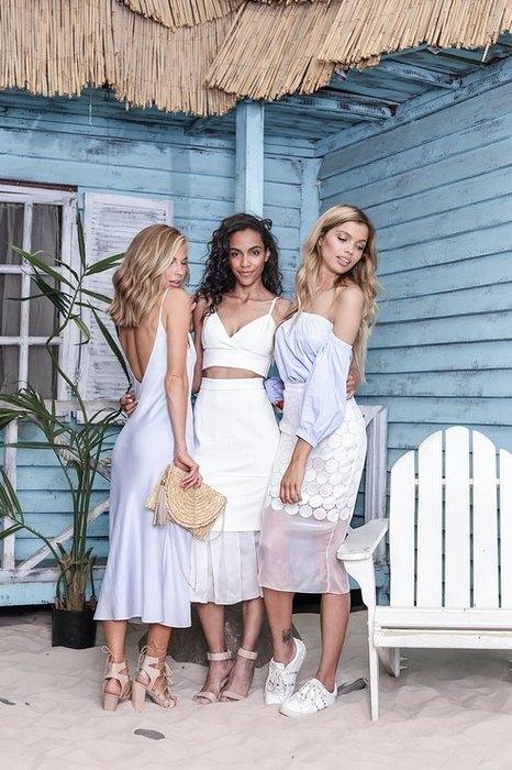 Платья мечты из летней коллекции российской марки T-Skirt