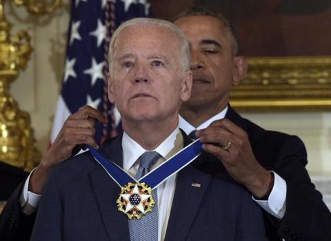 Немного юмора: Байден, Обама…