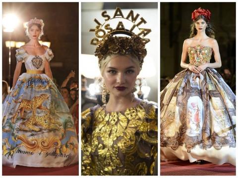 Dolce & Gabbana Haute Coutur…