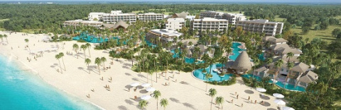 В Доминикане открыли отель, …