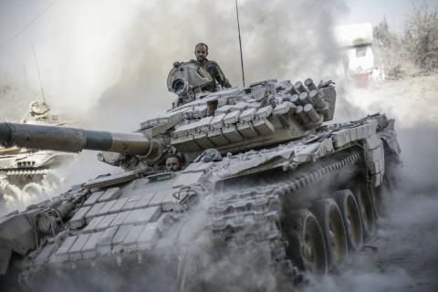 от Великой Отечественной войны до конфликта в Сирии