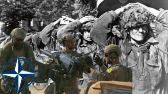 Что стало с офицерами НАТО, …