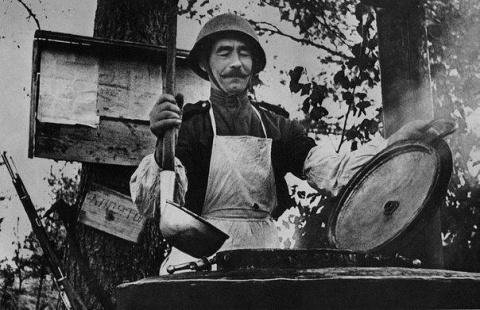 Блюдо из немецких диверсантов. История, рассказанная дедом о своей первой награде