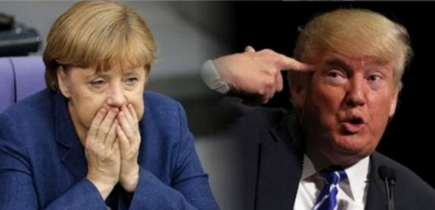 Реакция Мepкeль на победу Трампа: от шока к прагматизму