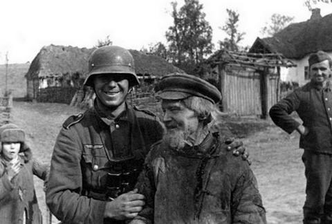 Советская деревня в объектив…