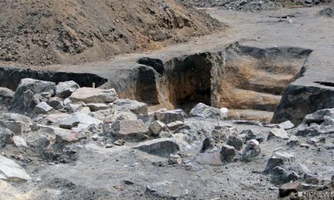 Крымские археологи нашли сер…