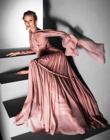 Альберта Феретти Haute Couture осень-зима 2017-2018 — лаконично, стильно, шикарно!