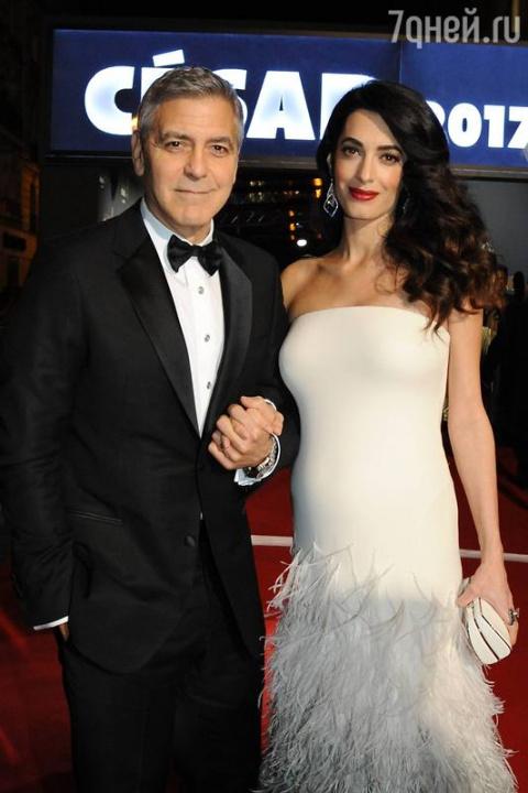 Джордж и Амаль Клуни подарил…