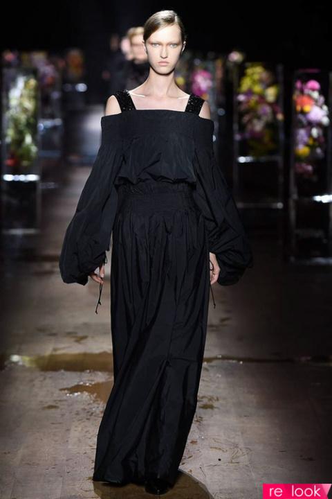 Тренд моды 2017: объемные рукава