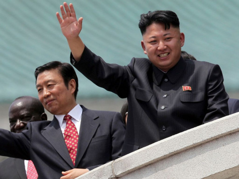 Корейский лидер как-то поста…