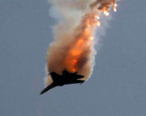 СМИ: кто спас пилота Су-22, сбитого коалицией США