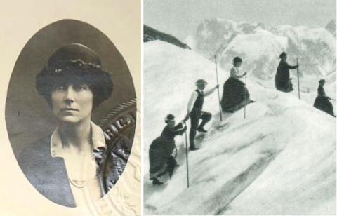 Маргерит Гаррисон: отважная женщина, променявшая домашний быт на путешествия и шпионаж