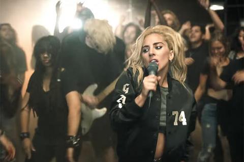 #Видео: Леди Гага выпустила …